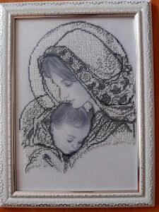 03 Мати i дитя Рябуха Вiкторiя, Суман Вiкторiя Вiл нянс ка школа-iнтернат
